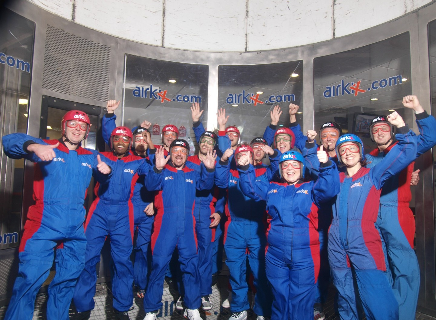 Airkix Manchester Corporate Group NCN