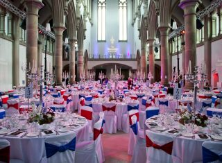 Jubilee Dinner at the Monastery Manchester NCN