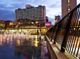 Mercure Manchester Piccadilly Hotel Exterior - NCN