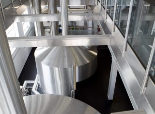 Robinsons Brewery New Brew House NCN