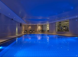 Spa Pool at Manchester Radisson Blu Edwardian