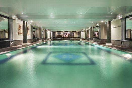 Swimming Pool at The Grange City Hotel (NCN)